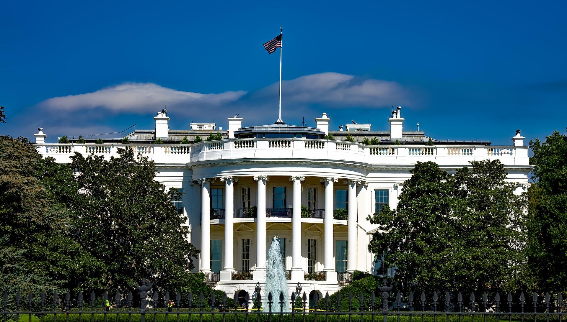 Det Hvide Hus - USA's præsidentens hjem