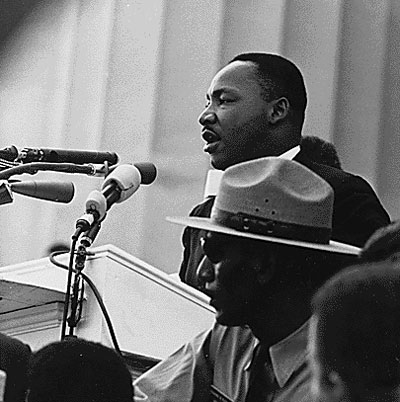 Martin Luther King tale